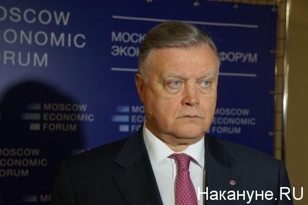 Владимир Якунин, РЖД|Фото:Накануне.RU