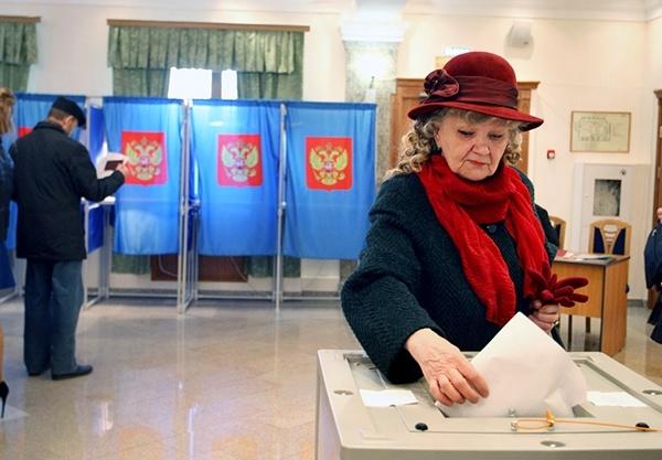 выборы, урна, голосование, новосибирск|Фото:Татьяна Кравченко/ РГ