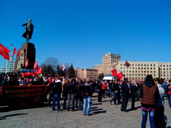 митинг, харьков, 6 апреля 2014|Фото: