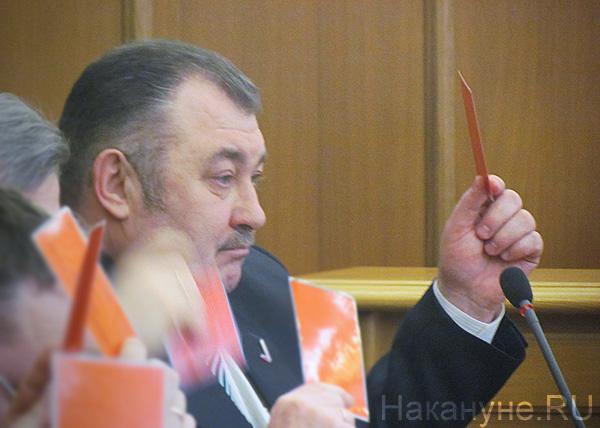заседание гордумы, Екатеринбург, Косарев|Фото: Накануне.RU