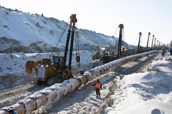 сибнефтепровод, нефтепровод , пурпе-самотлор|Фото:пресс-служба Сибнефтепровод