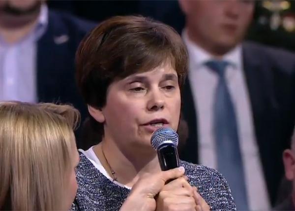 прямая линия с Путиным, Прохорова|Фото: