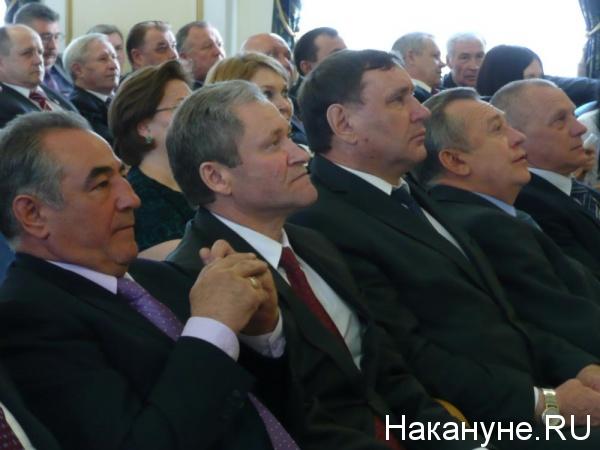 заседание Курганской областной думы Кокорин Богомолов|Фото: Накануне.RU