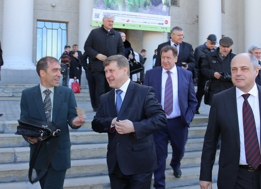 Анатолий Локоть, инаугурация|Фото: пресс-служба мэрии