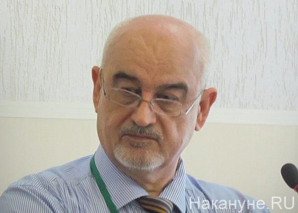 Анатолий Цыганок, руководитель центра военного прогнозирования|Фото: Накануне.RU