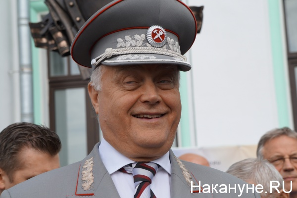глава РЖД Владимир Якунин|Фото:Накануне.RU