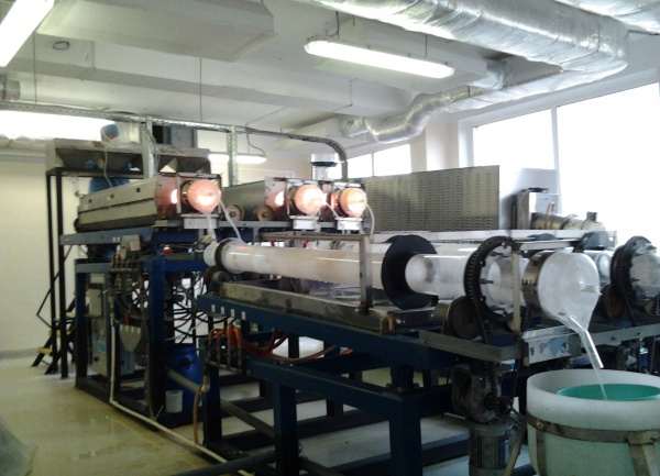 Полярный кварц, прокалочная печь|Фото: Корпорация развития