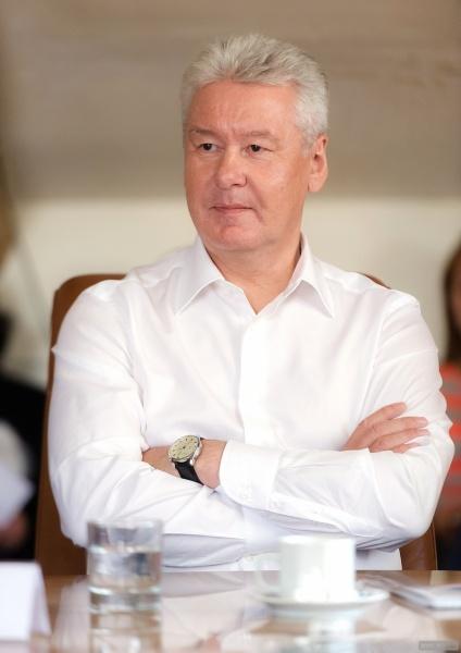 Мэр Москвы Сергей Собянин|Фото:Правительство Москвы