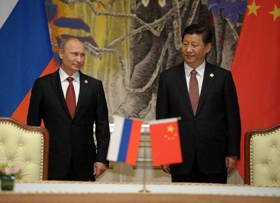 Путин, Си Цзиньпин|Фото: kremlin.ru