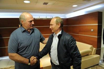 путин, лукашенко|Фото:Кремль