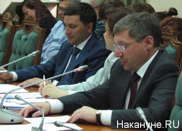 Якушев, Комарова, Кобылкин|Фото: Накануне.RU