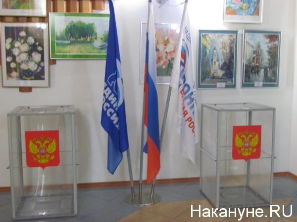 праймериз, Единая Россия,урны|Фото: