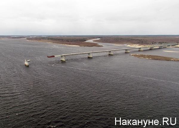 река надым строительство моста корпорация развитие|Фото: Накануне.ru
