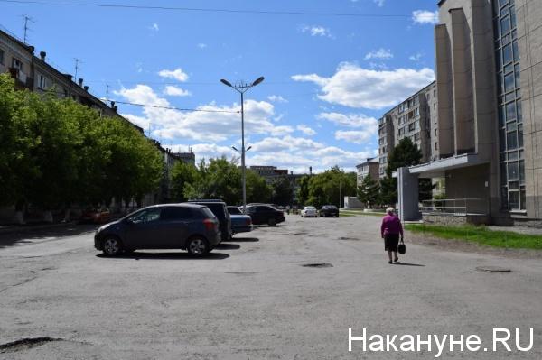 улица Пушкина Курган 