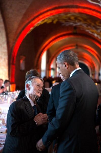 Джемилев, Обама|Фото: