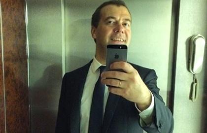селфи Медведев|Фото: