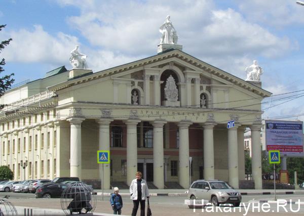Нижний Тагил, драмтеатр Фото: Накануне.RU