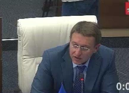Законодательное собрание Пермского края, Дмитрий Скриванов|Фото: