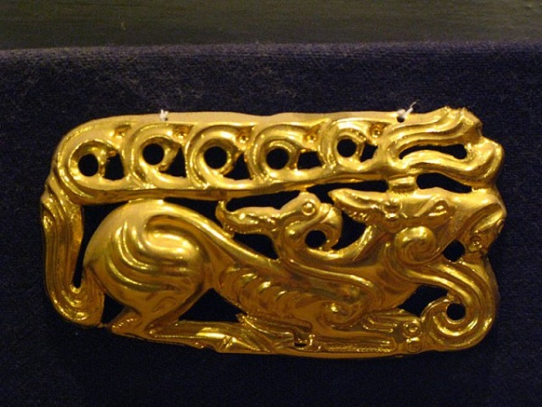 Золото скифов, скифское золото|Фото:http://www.xakac.info/