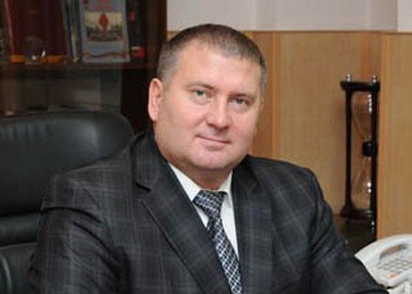 гендиректор ТТУ Александр Мирошник|Фото: администрация Октябрьского района Екатеринбурга