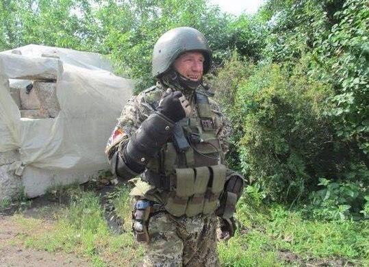 Моторола, ополчение, ДНР, армия(2014)|Фото: Геннадий Дубовой