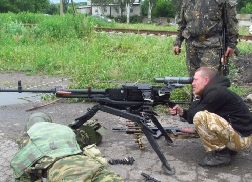 моторола, ополчение, ДНР, армия|Фото:
