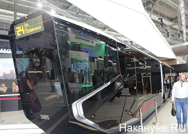 Иннопром, трамвай R1|Фото: Накануне.RU