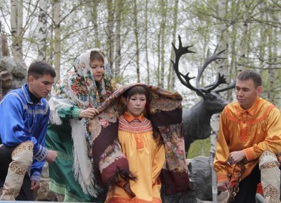 КМНС, малочисленные народы, коренные народы, ханты, манси, аборигены, олени|Фото: губернатор ХМАО