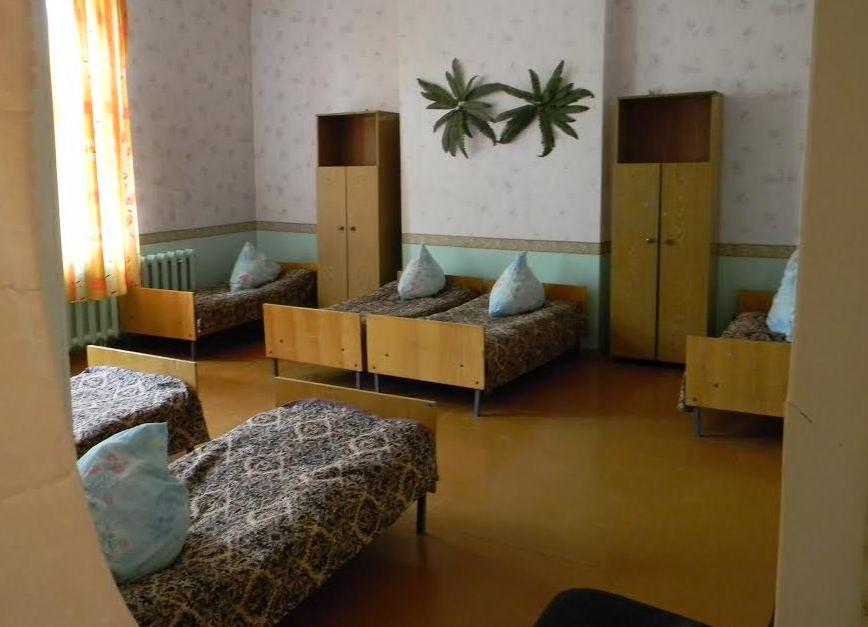беженец, Украина, пункт временного пребывания, Каштак, кровать, санаторий|Фото: Накануне.RU