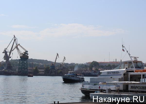 Крым, Севастополь, делегация(2014)|Фото: Накануне.RU
