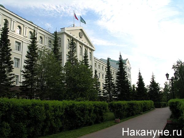 правительство дума ханты-мансийского автономного округа-югра(2005) Фото: Накануне.ru