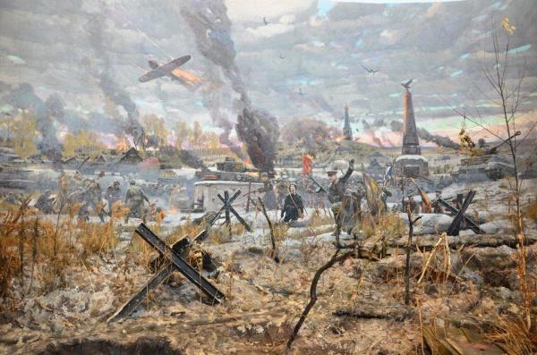 рыженко, картина, битва под москвой(2014)|Фото: