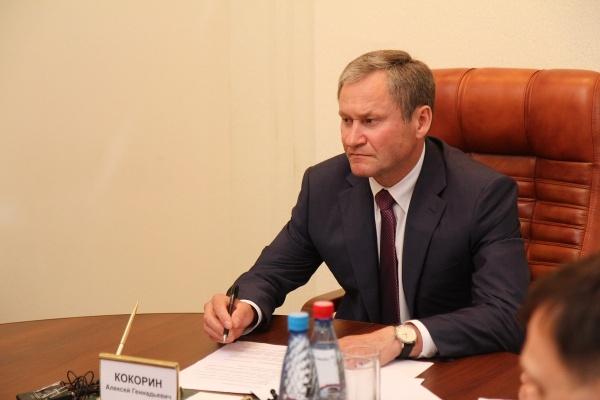 Алексей Кокорин и.о. губернатора Курганской области|Фото: пресс-служба губернатора Курганской области
