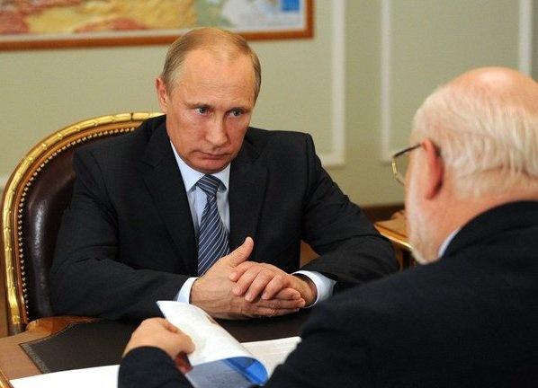 Владимир Путин, Михаил Федотов, СПЧ|Фото: kremlin.ru