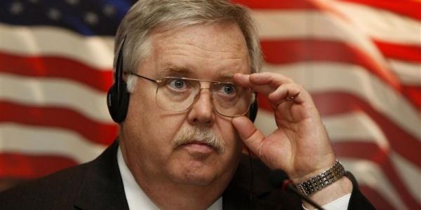Джон Теффт, посол США в России Фото:112.ua