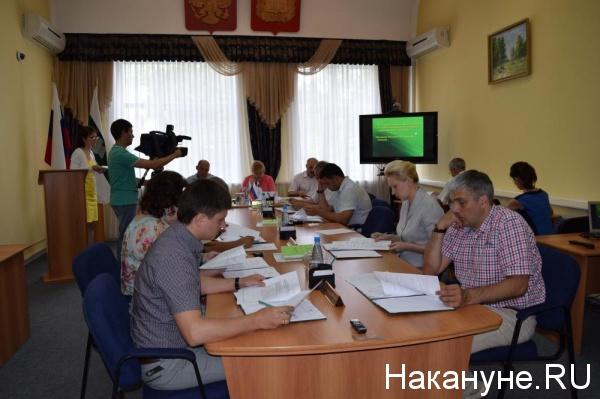 избирательная комиссия Курганской области избирком Фото: Накануне.RU