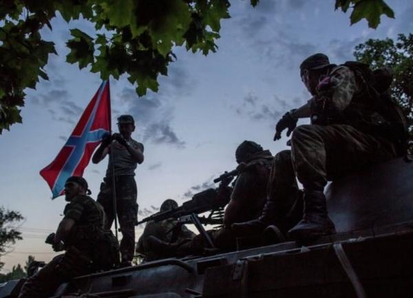 ополчение, ополченцы, Новороссия, война|Фото: http://ostrana.ru
