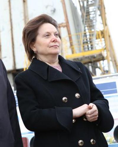 Наталья Комарова|Фото: правительство ХМАО