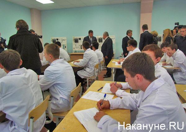 Механико-технологический техникум «Юность», студенты Фото: Накануне.RU