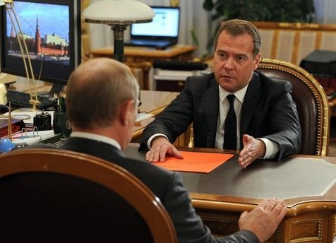 Путин, Медведев|Фото: кремль