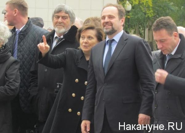 Комарова, Донской, Холманских Фото: Накануне.RU