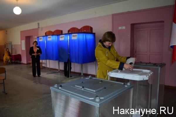 выборы голосование Курган|Фото: Накануне.RU