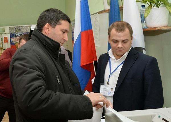 Дмитрий Кобылкин, выборы Фото: правительство ЯНАО