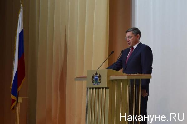 Владимир Якушев вступление в должность инаугурация|Фото: Накануне.RU