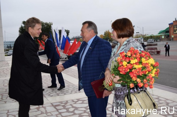 Алексей Кокорин вступление в должность инаугурация Олег Пантелеев|Фото: Накануне.RU