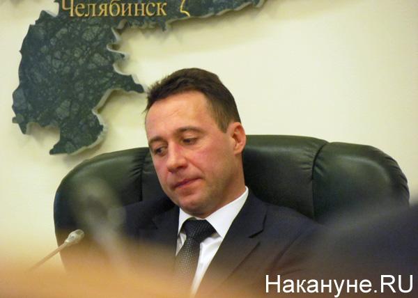 совет главных редакторов УРФО, Холманских|Фото: Накануне.RU