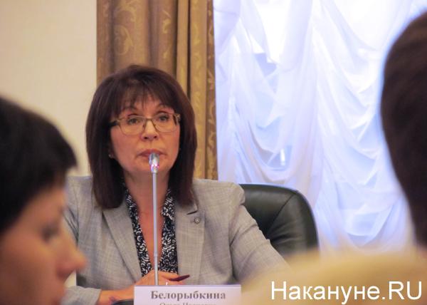 совет главных редакторов УРФО, Белорыбкина|Фото: Накануне.RU