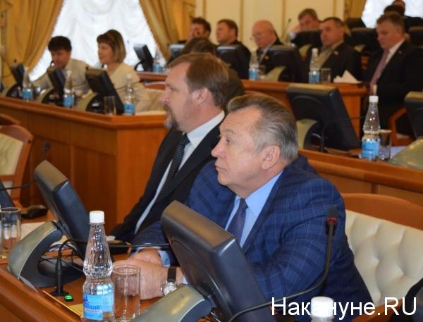 Курганский сенатор Олег Пантелеев|Фото: Накануне.RU