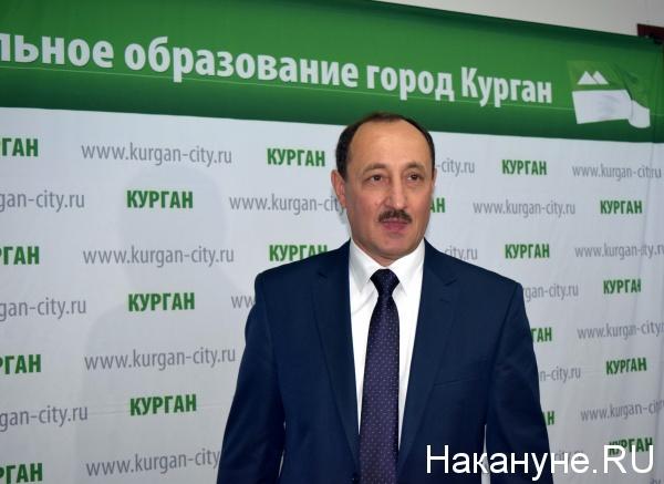 глава администрации Кургана Александр Поршань|Фото: Накануне.RU