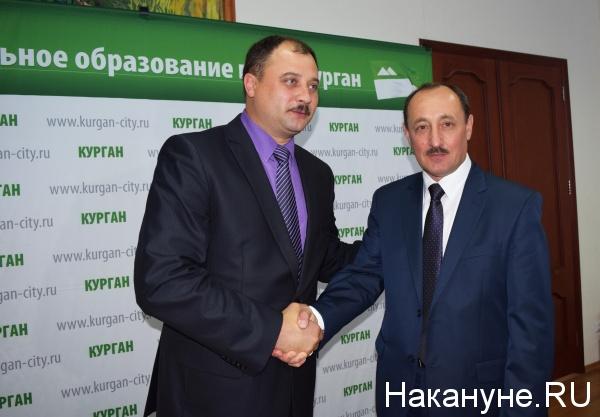 Александр Поршань и Сергей Руденко|Фото: Накануне.RU